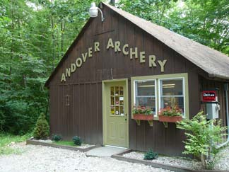 Andover archery center